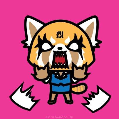 aggretsuko rage.jpg