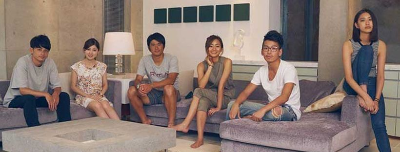 Why terrace house is what reality shows needed crunchy peach for Terrace house japanese show